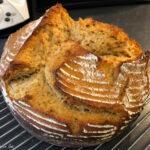 Riesen-Kamut-Brot im Topf