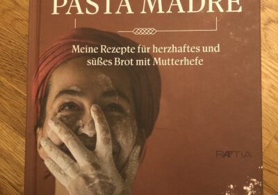 Buchcover von Pasta Madre, Autorin Vea Carpi